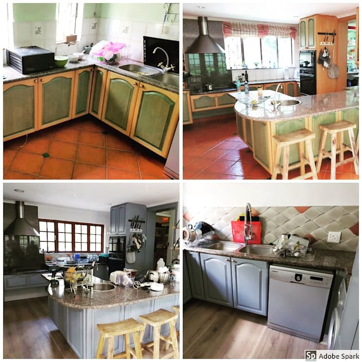 House Julie - Sandton:   by Kitchen Respray and More,