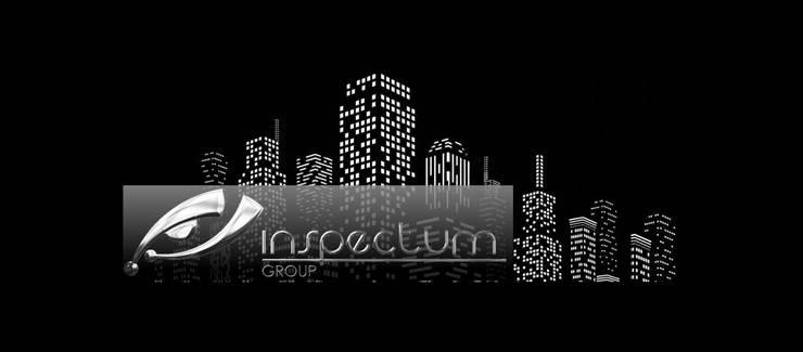 Portada: Condominios de estilo  por Arquitectos Inspectum Group, Clásico
