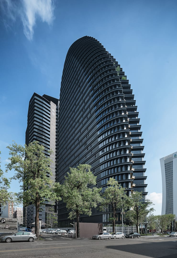 National Trade Center:  Study/office by Aedas,