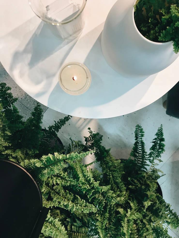 Metaphor Design at Decorex:  Exhibition centres by Metaphor Design,