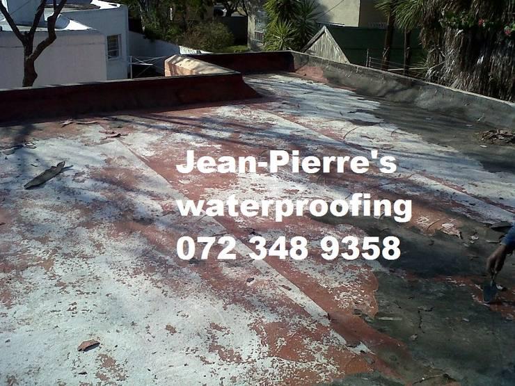 torch on waterproofing by Jean-Pierre's Waterproofing