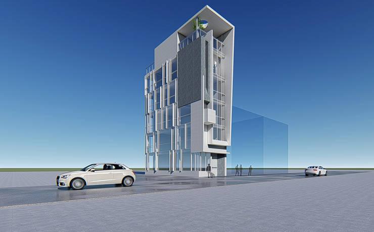 Bureau de style  par 尋樸建築師事務所,