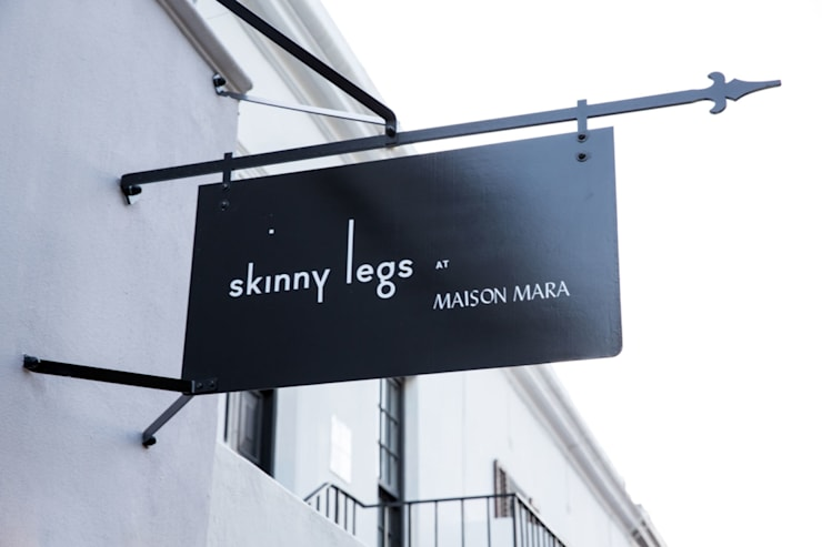 Skinny Legs Luxury Cafe, Retail Interior Design :  Gastronomy by AB DESIGN, Minimalist