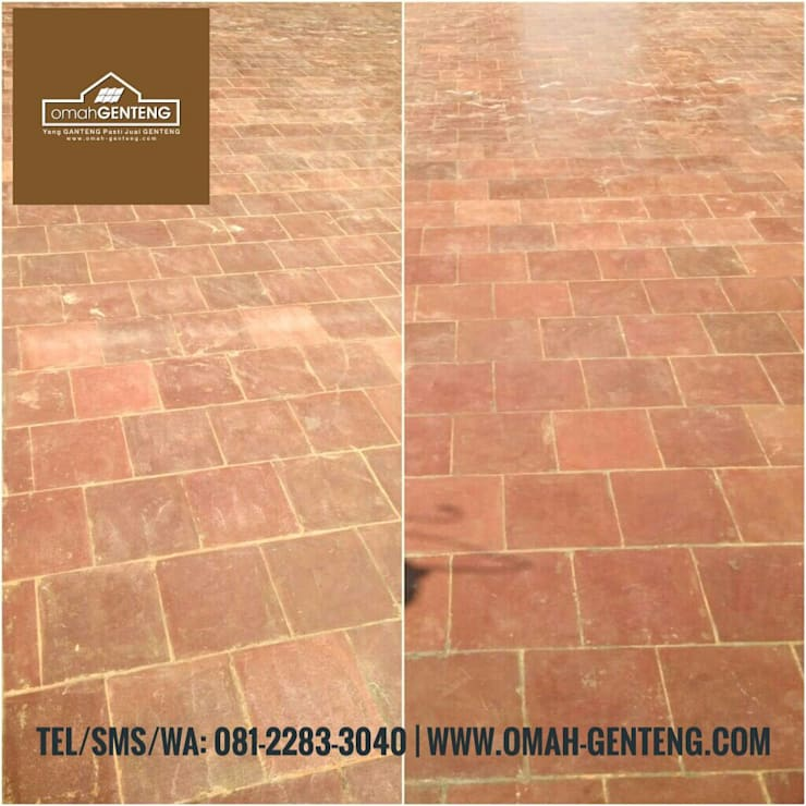 by Omah Genteng Country Bricks