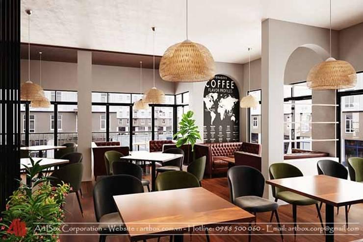 Thiết kế nội thất ARTBOX bởi Thiết Kế Nội Thất - ARTBOX Hiện đại