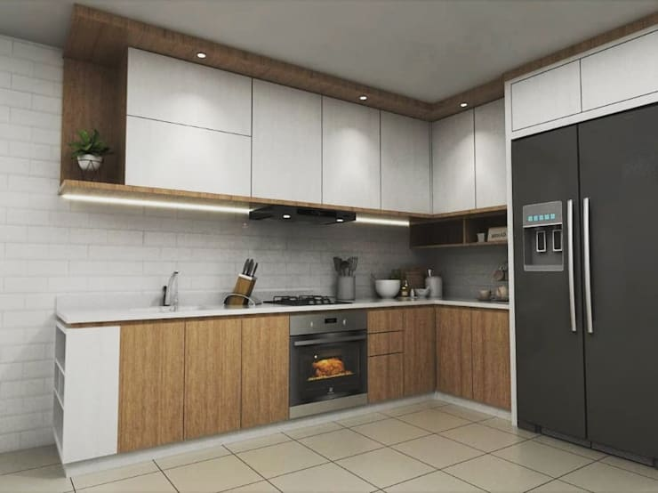 Design Kitchen set:modern  oleh Maxx Details, Modern