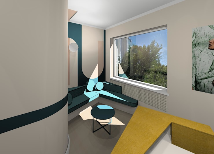 Klinik oleh paola lovera, Modern Perunggu