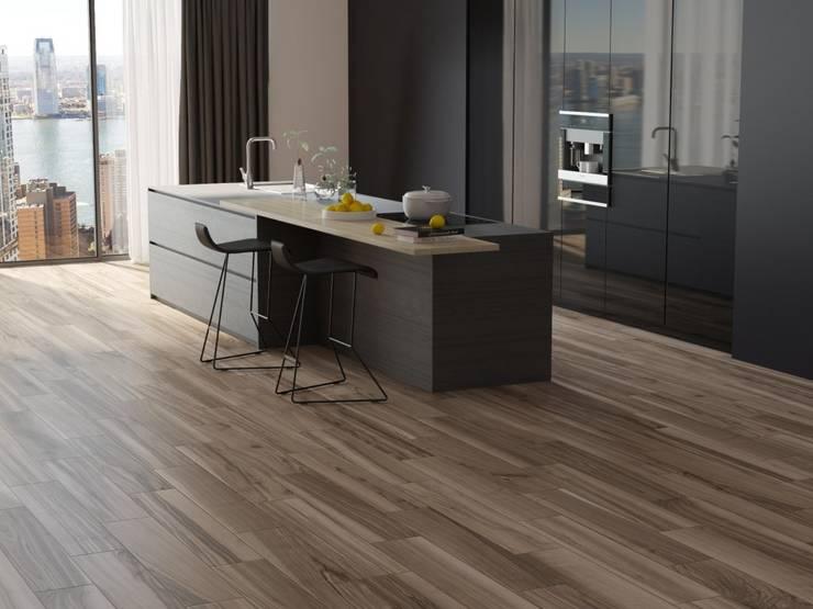 Kitchen by Interceramic MX, Modern Ceramic
