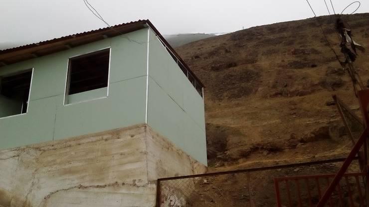 Proyecto Aula Biblioteca:  de estilo  por FdeC Servicios Generales, Rural