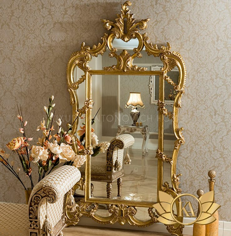 "Different Extravagant Mirrors to Use for Your Next Interior: {:asian=>""asian"", :classic=>""classic"", :colonial=>""colonial"", :country=>""country"", :eclectic=>""eclectic"", :industrial=>""industrial"", :mediterranean=>""mediterranean"", :minimalist=>""minimalist"", :modern=>""modern"", :rustic=>""rustic"", :scandinavian=>""scandinavian"", :tropical=>""tropical""}  by Luxury Antonovich Design,"