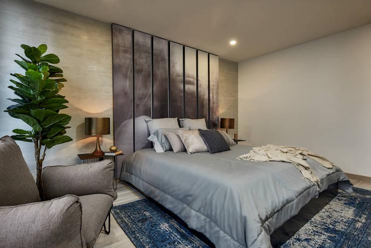 Ausgefallene Schlafzimmer von CAJA BLANCA Ausgefallen