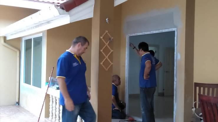 Power courst Villa โดย DeKu German Windows Co.,ltd