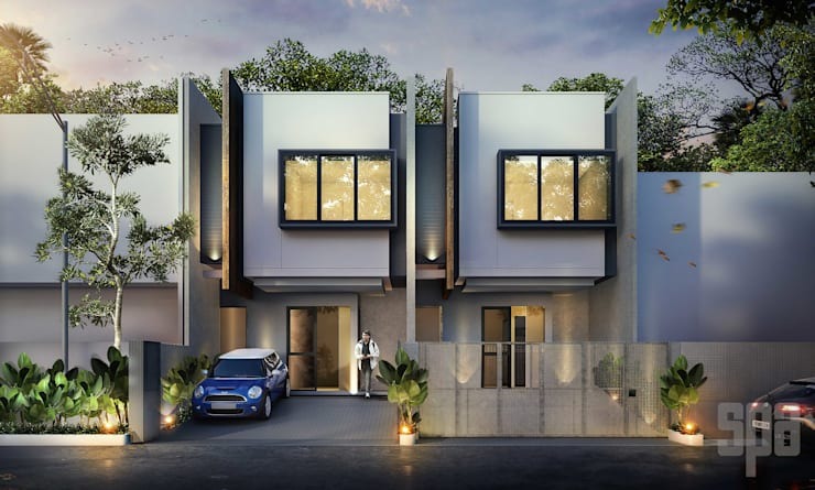 "DPT Housing units:{:asian=>""Asia"", :classic=>""klasik"", :colonial=>""kolonial"", :country=>""country"", :eclectic=>""eklektik"", :industrial=>""industri"", :mediterranean=>""mediterania"", :minimalist=>""minimalis"", :modern=>""modern"", :rustic=>""pedesaan"", :scandinavian=>""Skandinavia"", :tropical=>""tropis""}  oleh Simple Projects Architecture,"