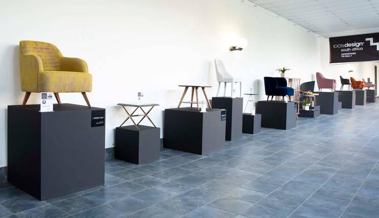 Trung tâm triển lãm theo Sian Kitchener homify, Hiện đại