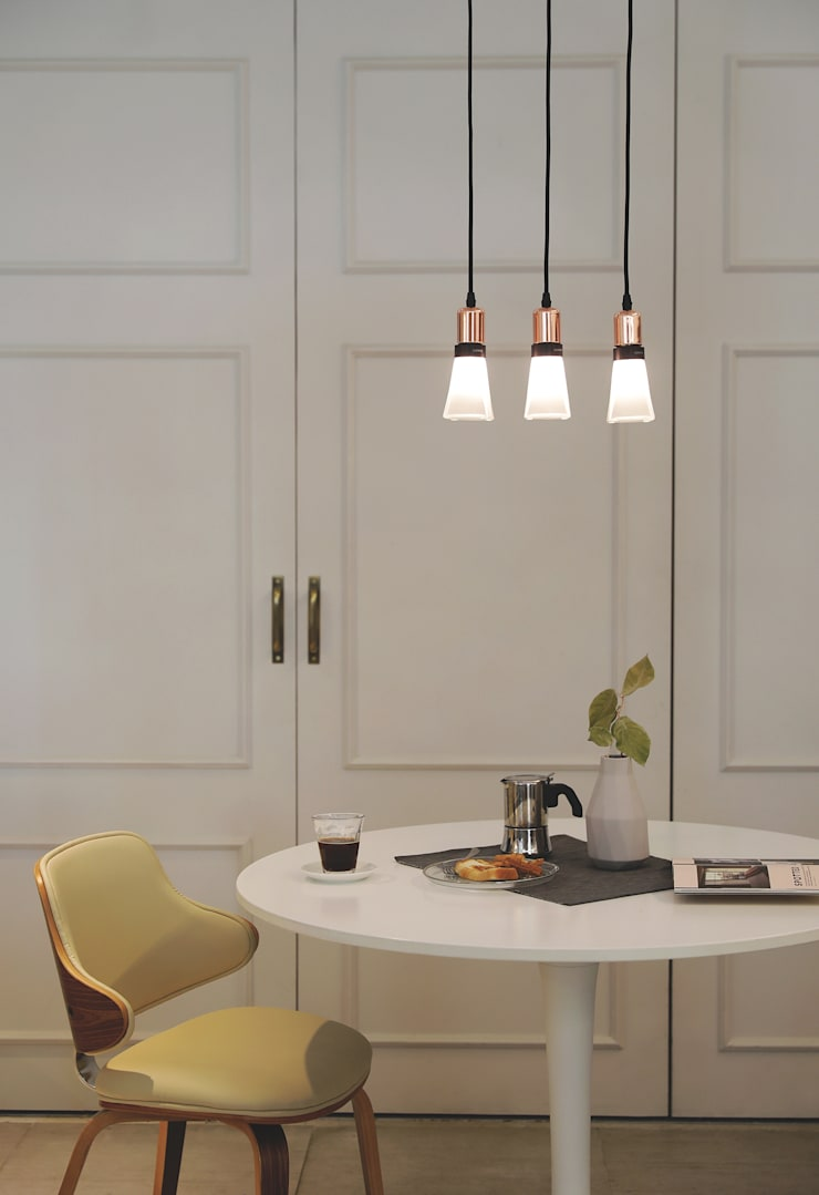 루미르B 디자인 LED 전구 : 주식회사 루미르의  주방,모던