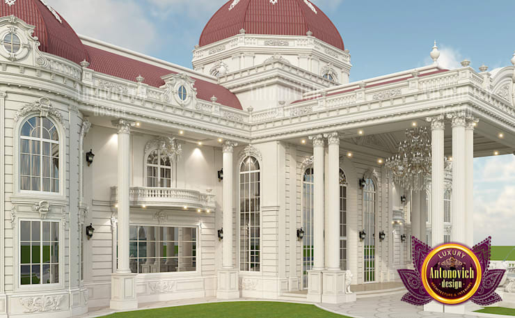 "Luxurious Royal Home for a Huge Family: {:asian=>""asian"", :classic=>""classic"", :colonial=>""colonial"", :country=>""country"", :eclectic=>""eclectic"", :industrial=>""industrial"", :mediterranean=>""mediterranean"", :minimalist=>""minimalist"", :modern=>""modern"", :rustic=>""rustic"", :scandinavian=>""scandinavian"", :tropical=>""tropical""}  by Luxury Antonovich Design,"