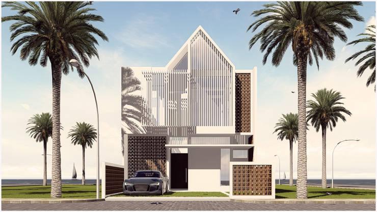de SARAGA Studio Arsitektur