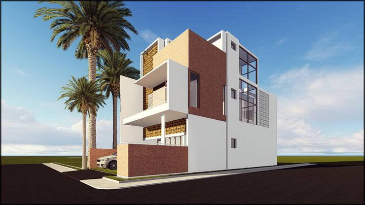 par SARAGA Studio Arsitektur