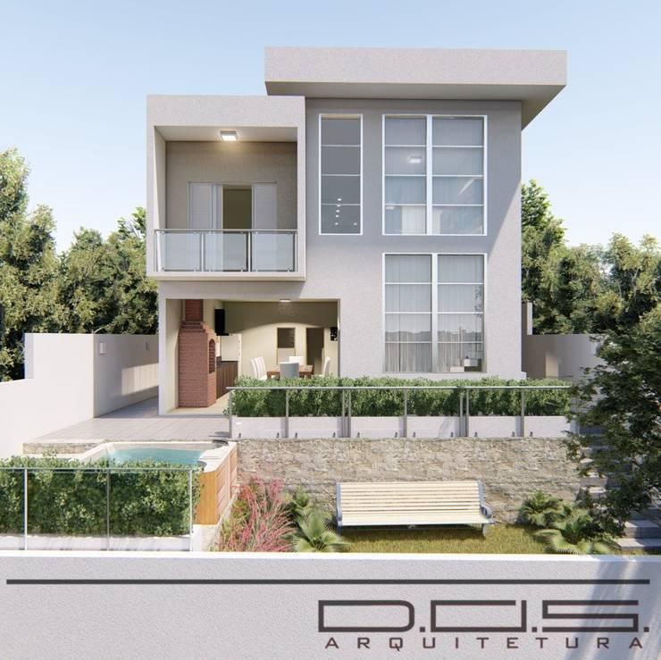 de D.O.S. Arquitetura Moderno Piedra