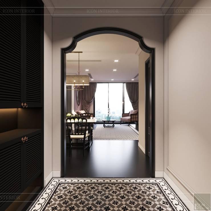 Phong cách nội thất phương Đông với tông màu <q>HỒNG</q> bởi ICON INTERIOR Châu Á