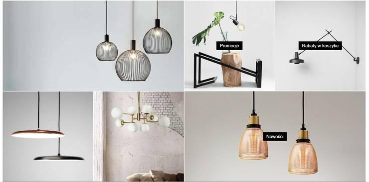 Ciekawe i designerskie lampy od Ardant: styl , w kategorii  zaprojektowany przez Ardant,Nowoczesny