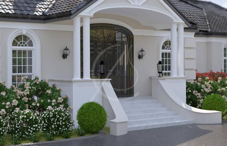 Georgian House Design par Comelite Architecture, Structure and Interior Design Colonial