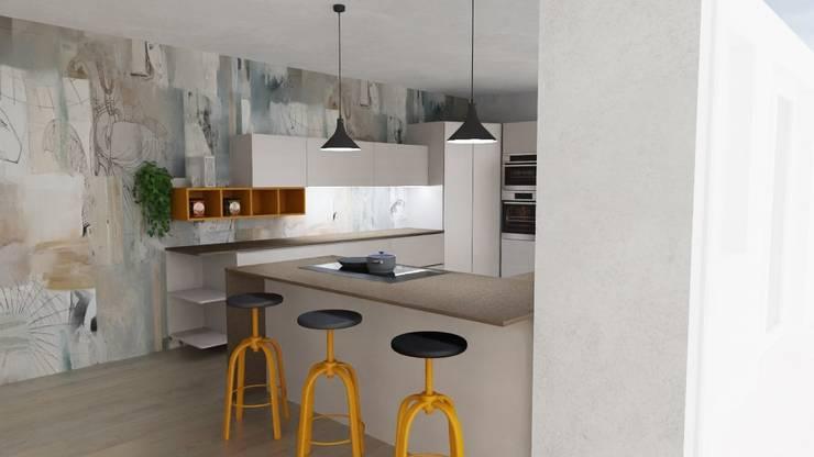 Cucina Moderna Trento von G&S INTERIOR DESIGN | homify