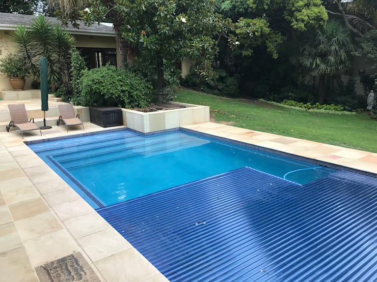 Gartenpool von Pool Cover Pro, Modern