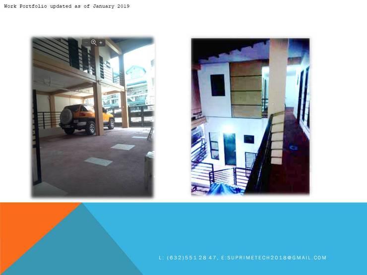 Common Areas:  Commercial Spaces by Suprimetech, Minimalist Concrete