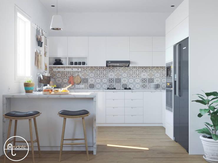 by Arudate Design Modern Plywood