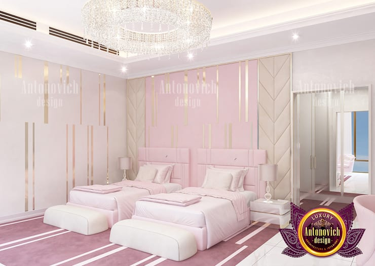 """Gorgeous Bedroom Set for Children: {:asian=>""""asian"""", :classic=>""""classic"""", :colonial=>""""colonial"""", :country=>""""country"""", :eclectic=>""""eclectic"""", :industrial=>""""industrial"""", :mediterranean=>""""mediterranean"""", :minimalist=>""""minimalist"""", :modern=>""""modern"""", :rustic=>""""rustic"""", :scandinavian=>""""scandinavian"""", :tropical=>""""tropical""""}  by Luxury Antonovich Design,"""