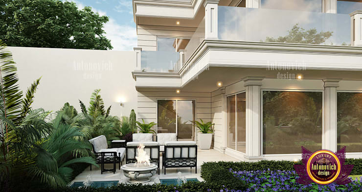 """Modern Luxurious Exterior Design: {:asian=>""""asian"""", :classic=>""""classic"""", :colonial=>""""colonial"""", :country=>""""country"""", :eclectic=>""""eclectic"""", :industrial=>""""industrial"""", :mediterranean=>""""mediterranean"""", :minimalist=>""""minimalist"""", :modern=>""""modern"""", :rustic=>""""rustic"""", :scandinavian=>""""scandinavian"""", :tropical=>""""tropical""""}  by Luxury Antonovich Design,"""