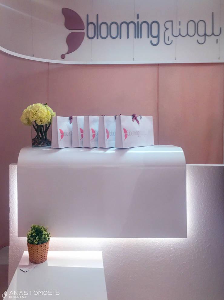 الكاشير Cashier:  محلات تجارية تنفيذ Anastomosis Design Lab, تبسيطي