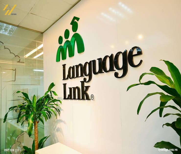 Logo :  Cửa ra vào by SY DESIGN, Hiện đại