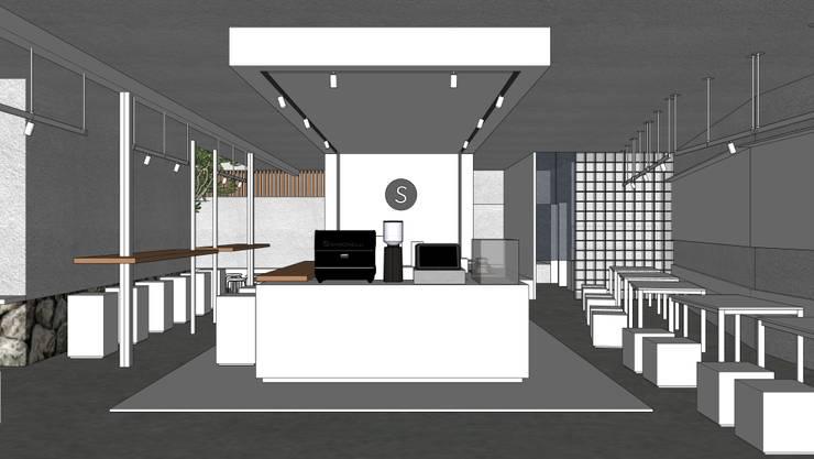 Serantau Coffee x Space:  oleh Adhi Homemade, Skandinavia
