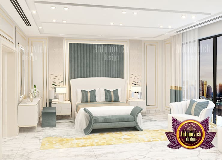 """Magnificent Bedroom with Stunning Furniture Decor: {:asian=>""""asian"""", :classic=>""""classic"""", :colonial=>""""colonial"""", :country=>""""country"""", :eclectic=>""""eclectic"""", :industrial=>""""industrial"""", :mediterranean=>""""mediterranean"""", :minimalist=>""""minimalist"""", :modern=>""""modern"""", :rustic=>""""rustic"""", :scandinavian=>""""scandinavian"""", :tropical=>""""tropical""""}  by Luxury Antonovich Design,"""