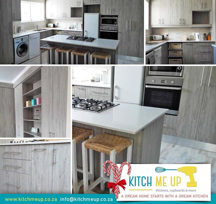 Projects by Kitch Me Up:  Kitchen by Kitch Me Up Kitchen Designers & Renovators, Modern