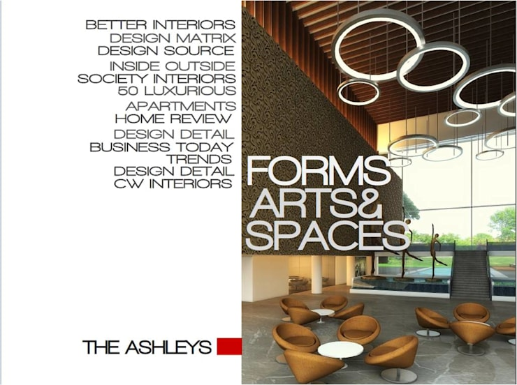 Media:  Commercial Spaces by  Ashleys,Minimalist