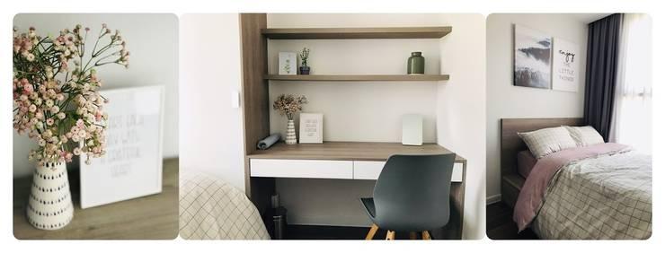 Thi công nội thất: hiện đại  by Lio Decor, Hiện đại MDF