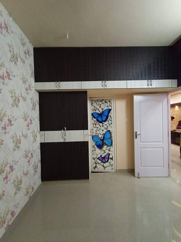 Mr&Mrs.Ram@ Old Pallavaram Chennai by Venza Home Decors