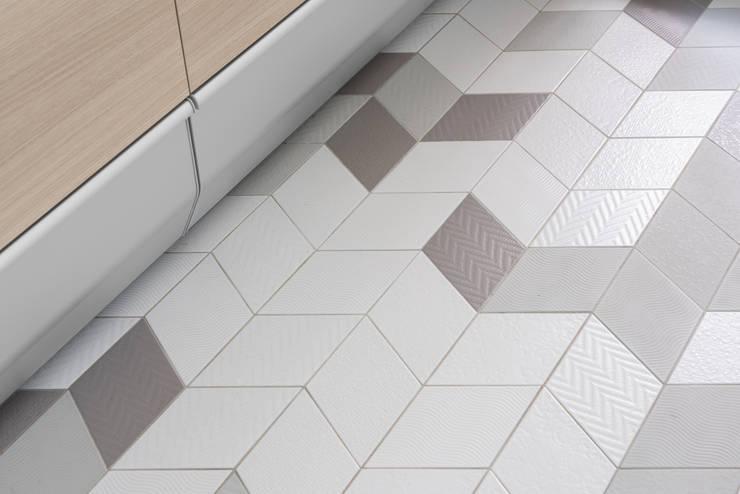 義‧初心:  地板 by 知域設計, 現代風