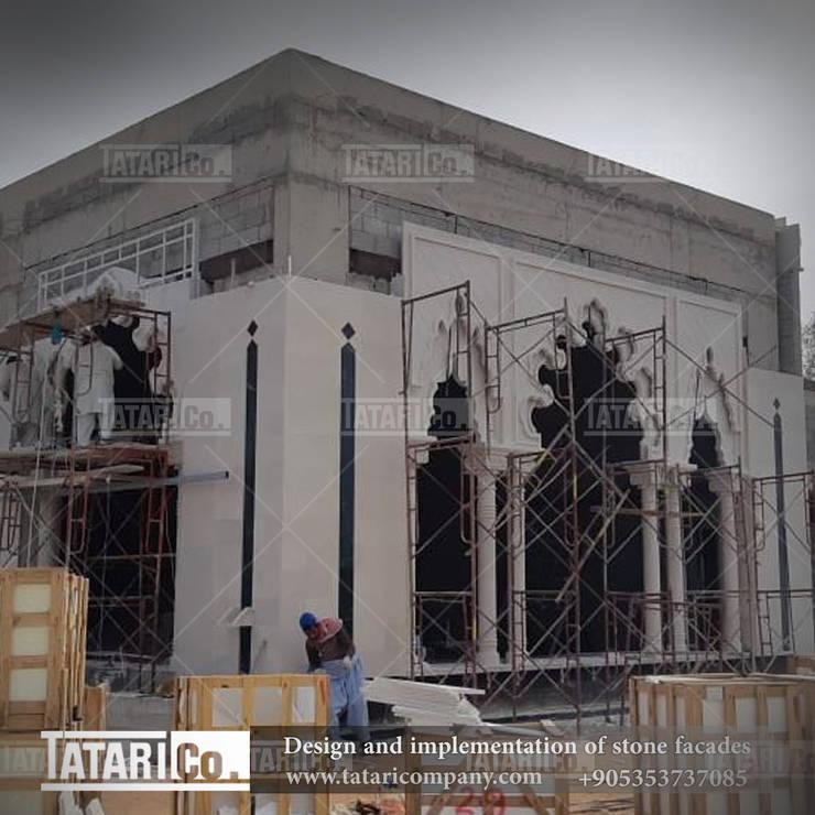 villa Alseadan:  فيلا تنفيذ tatari company, كلاسيكي حجر