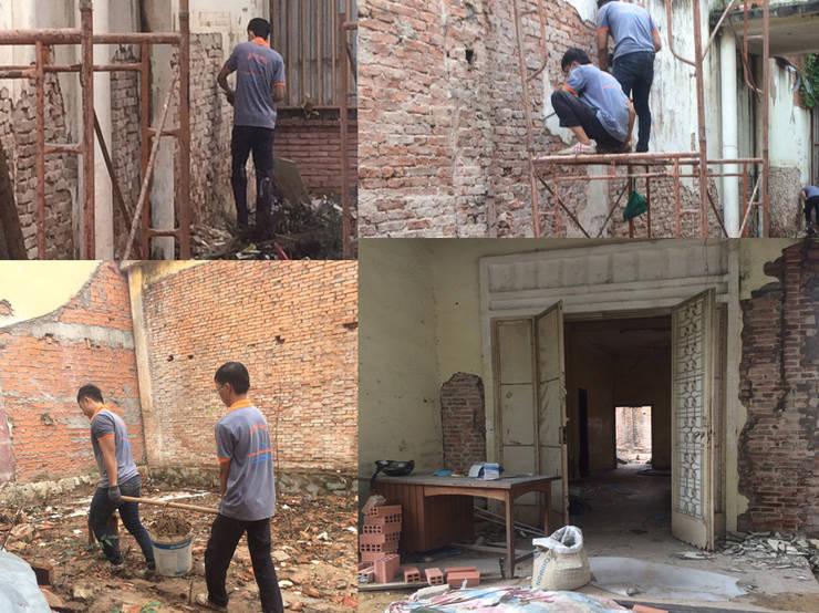 Công ty TNHH kiến trúc xây dựng nội thất An Phú: Châu Á  by Công ty TNHH kiến trúc xây dựng nội thất An Phú, Châu Á