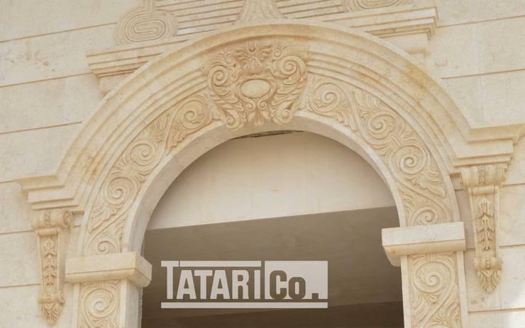 von tatari company Klassisch Stein