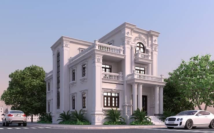 Villas by Tasamim Online تصاميم أونلاين, Classic Stone