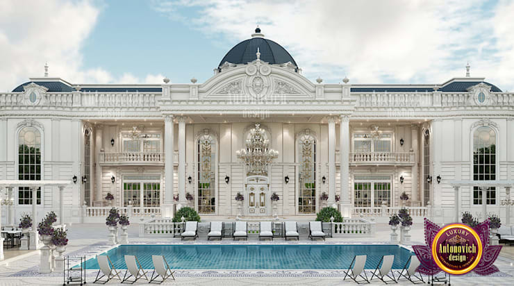 """Exterior Design for a Beautiful House: {:asian=>""""asian"""", :classic=>""""classic"""", :colonial=>""""colonial"""", :country=>""""country"""", :eclectic=>""""eclectic"""", :industrial=>""""industrial"""", :mediterranean=>""""mediterranean"""", :minimalist=>""""minimalist"""", :modern=>""""modern"""", :rustic=>""""rustic"""", :scandinavian=>""""scandinavian"""", :tropical=>""""tropical""""}  by Luxury Antonovich Design,"""