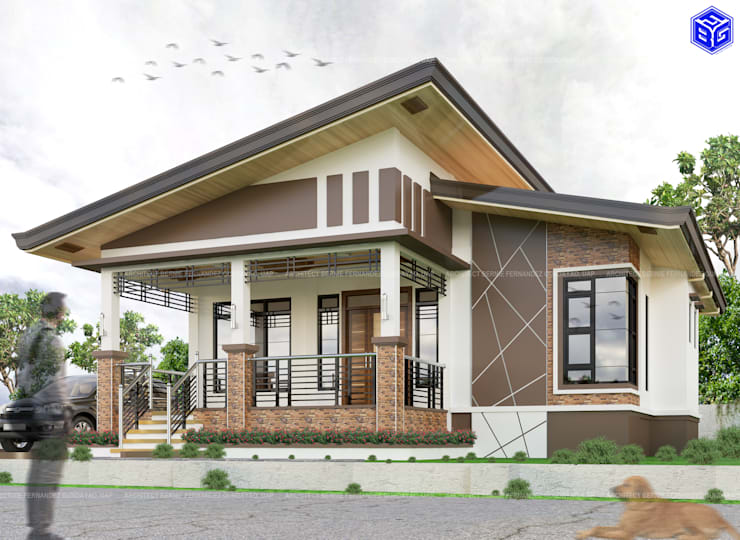 """3 bedroom residence bungalow: {:asian=>""""asian"""", :classic=>""""classic"""", :colonial=>""""colonial"""", :country=>""""country"""", :eclectic=>""""eclectic"""", :industrial=>""""industrial"""", :mediterranean=>""""mediterranean"""", :minimalist=>""""minimalist"""", :modern=>""""modern"""", :rustic=>""""rustic"""", :scandinavian=>""""scandinavian"""", :tropical=>""""tropical""""}  by BFG Architectural Services,"""