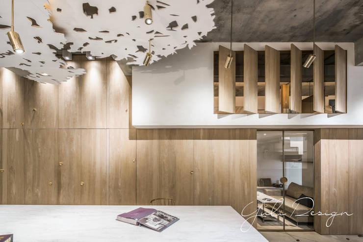 商業空間 by yuli design, 北歐風