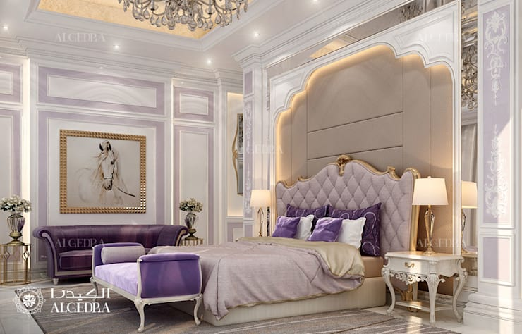 BEDROOM INTERIOR DESIGN by Algedra Interior Design