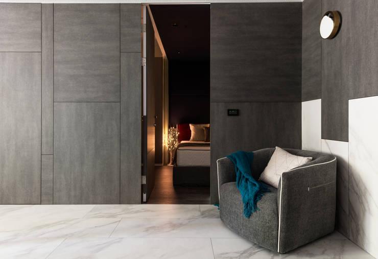 Bedroom by 肯星室內設計, Modern